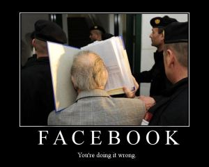 Old People & Facebook